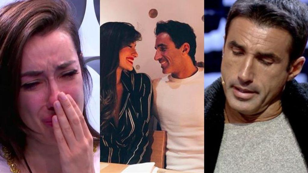 Adara y Hugo: la cronología de una historia de amor que se ha convertido en un reality