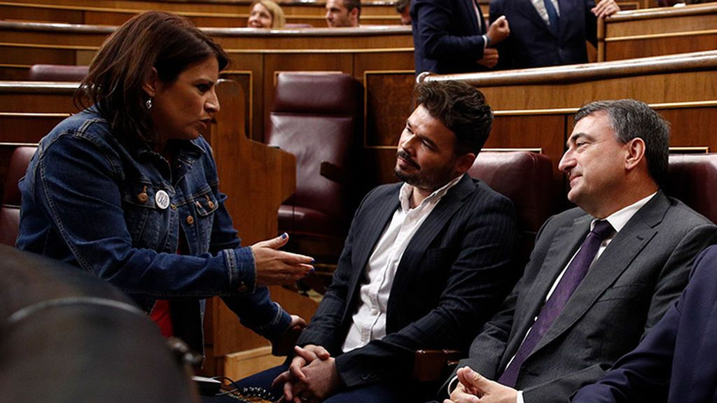 Cita clave para la investidura de Sánchez: reunión PSOE-ERC