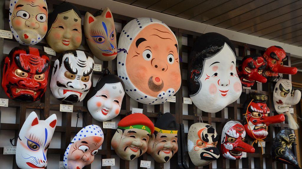 El calendario de la suerte japonesa