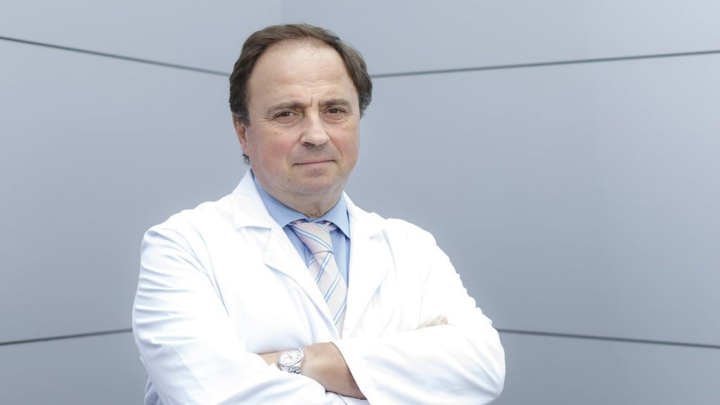 Javier Araiz, médico