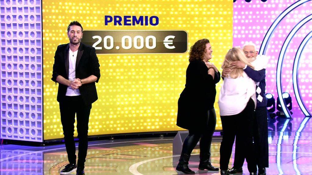 Las concursantes ganan 20.000 euros