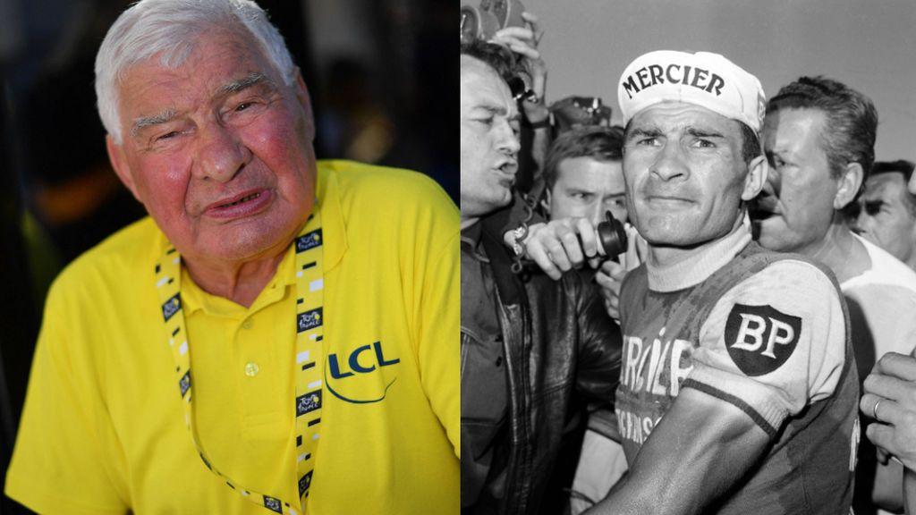 Fallece el exciclista y subcampeón del Tour de Francia Raymond Poulidor a los 83 años de edad