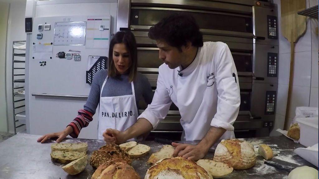 El dibujo, el peso o el tipo de miga: los trucos para diferenciar un pan de masa madre de uno industrial