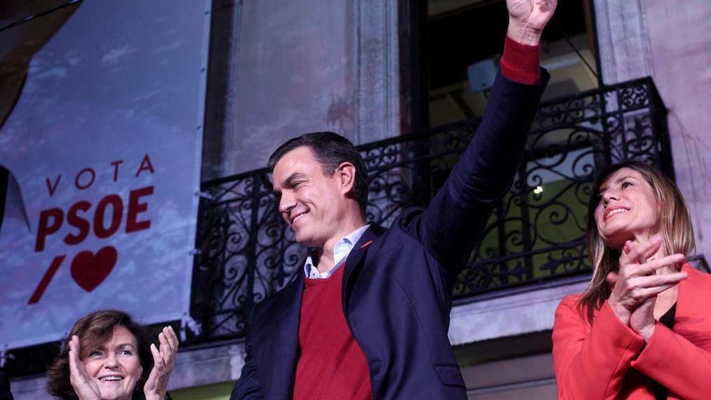 Los militantes socialistas votarán el pacto entre PSOE y Unidas Podemos