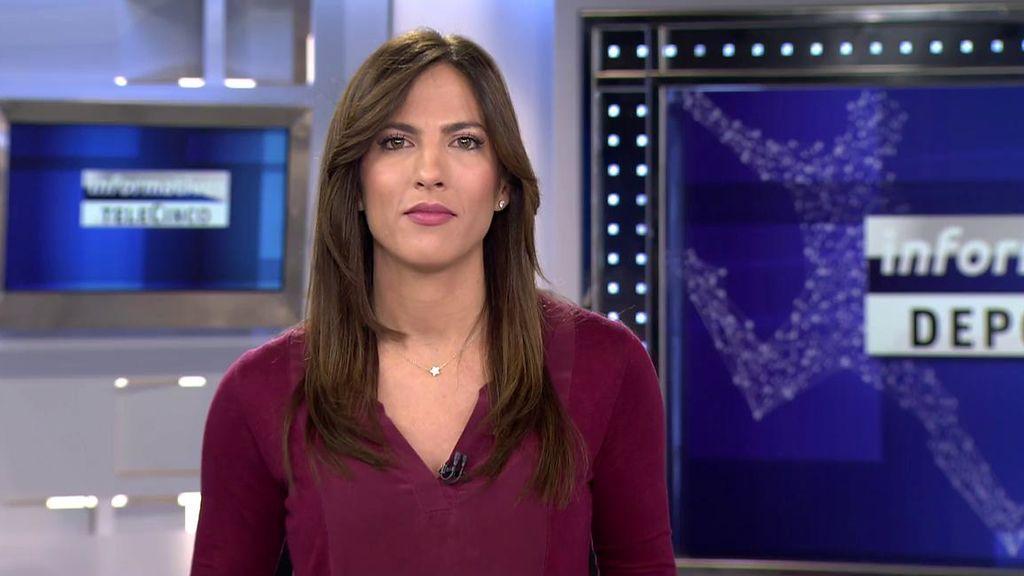 Matinal Deportes Telecinco 13 noviembre