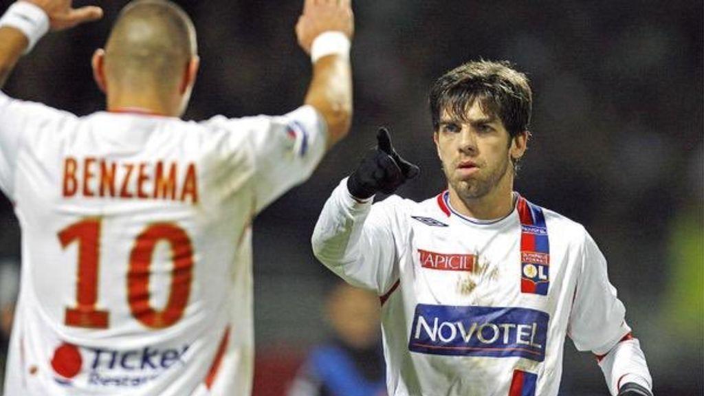 """Juninho pretende la vuelta de Karim Benzema: """"Sueño con que termine su carrera aquí en Lyon, su casa"""""""