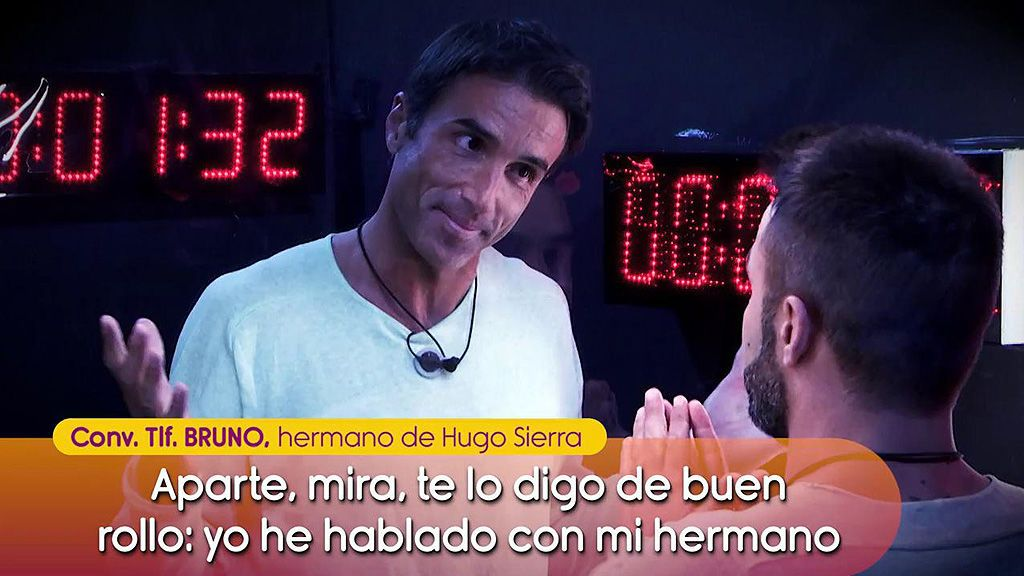 """El hermano de Hugo Sierra, ante la polémica con Adara: """"Se están diciendo muchas tonterías"""""""