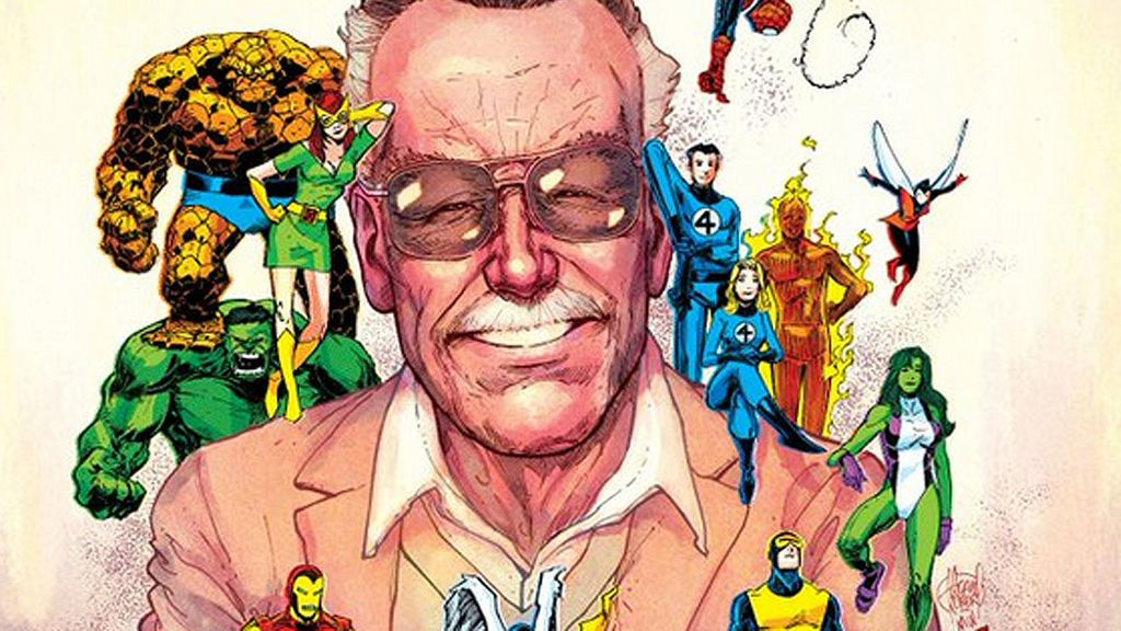 "Marvel no olvida a su creador Stan Lee: ""Recordando a Stan 'The Man' Lee"""