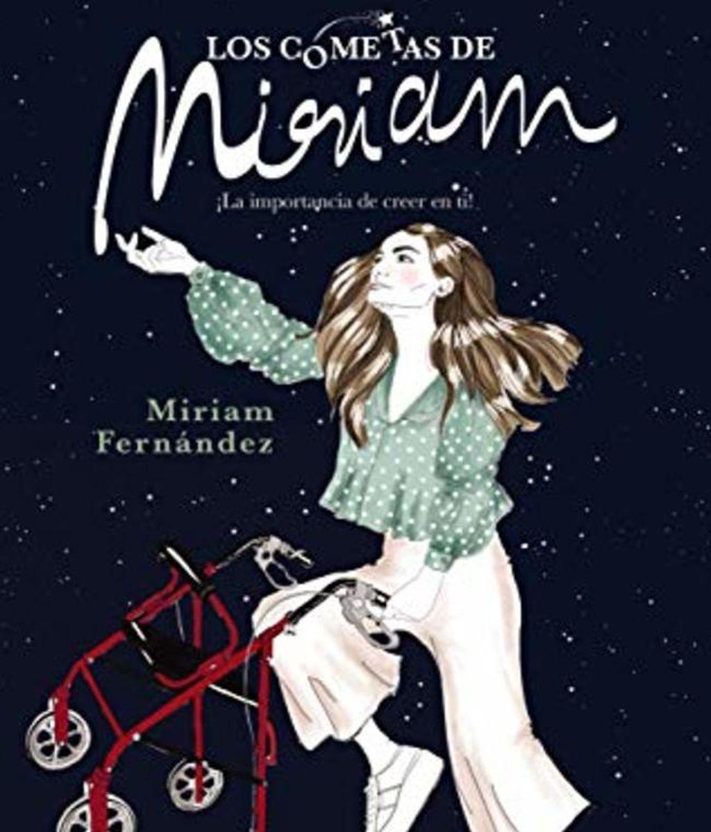 Portada del libro de Miriam Fernández