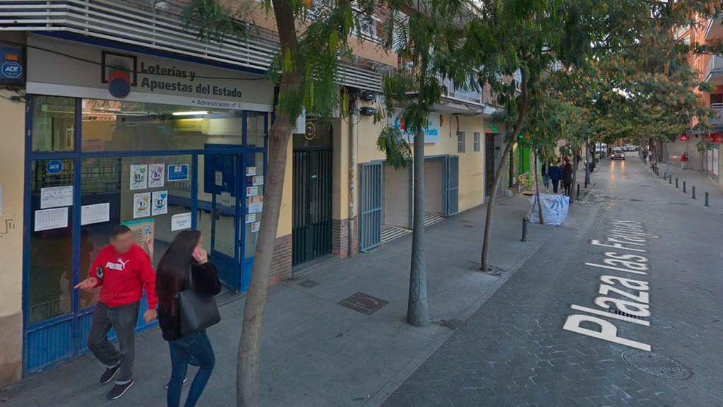 Un boleto de 'La Primitiva' deja un premio de más de 18 millones de euros en Alcorcón