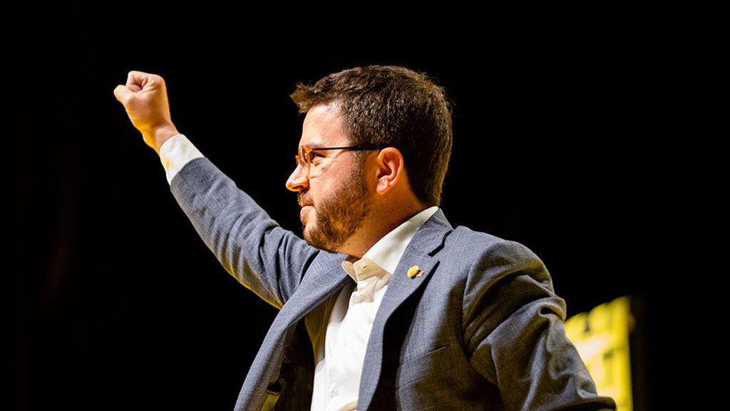 """Aragonés (ERC) : """"Todo lo que conduzca a soluciones penales al conflicto político aleja el acuerdo"""""""