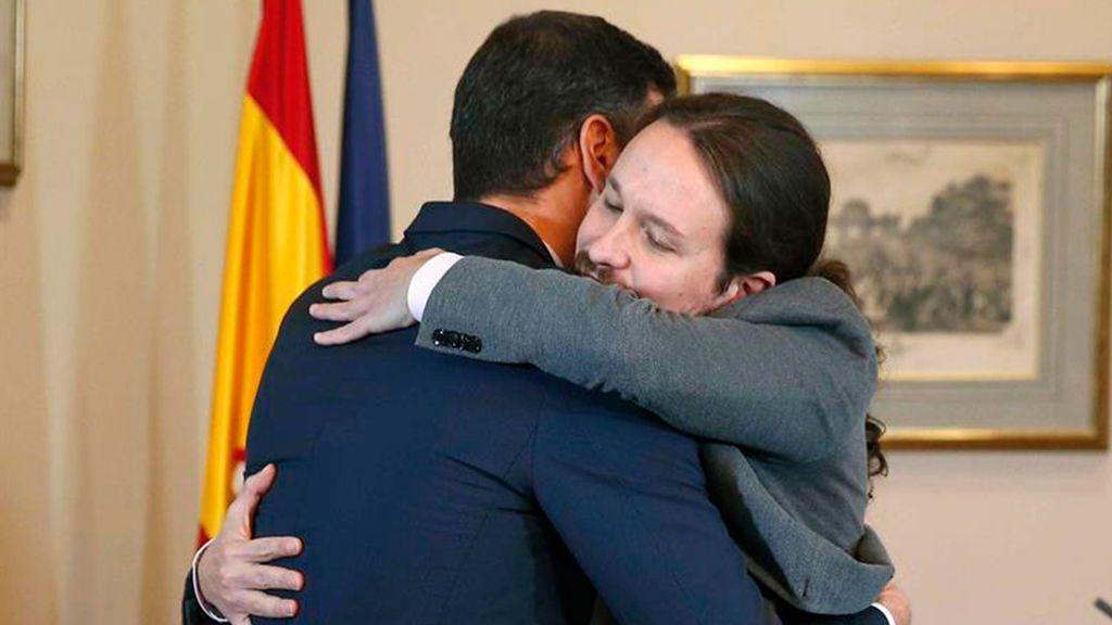 """Pablo Iglesias, a los militantes: """"Todo este esfuerzo ha merecido la pena"""""""