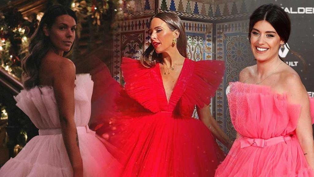 El vestido de tul que tienen Laura Matamoros, Dulceida y Rocio Osorno - Divinity