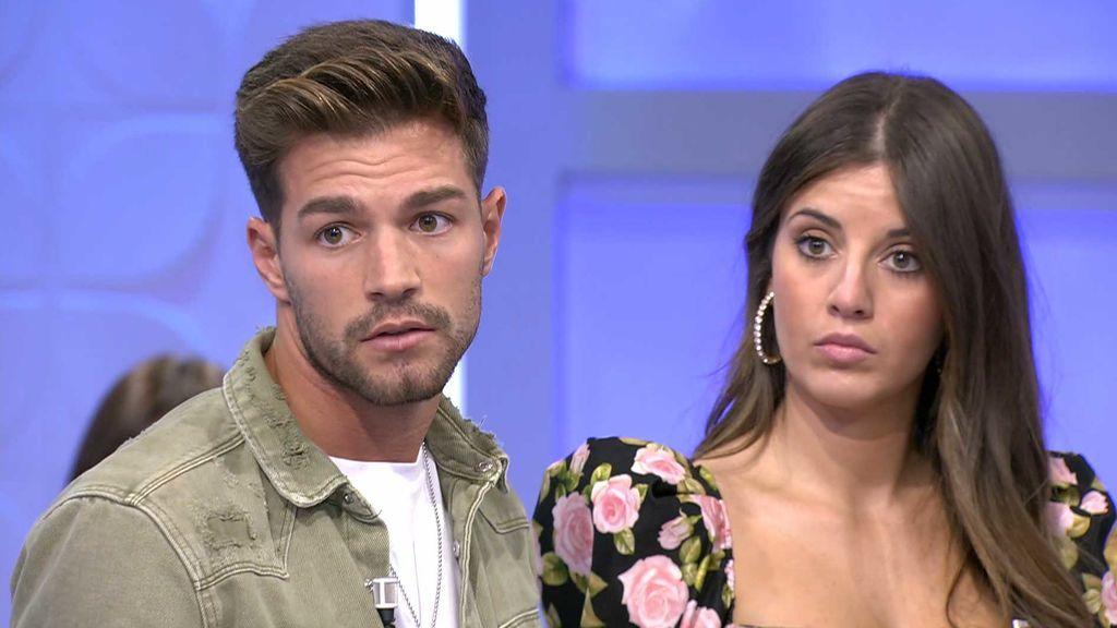 """Lo condición de Jenni para continuar como pretendienta de David: """"No voy a tener relaciones sexuales aquí"""""""
