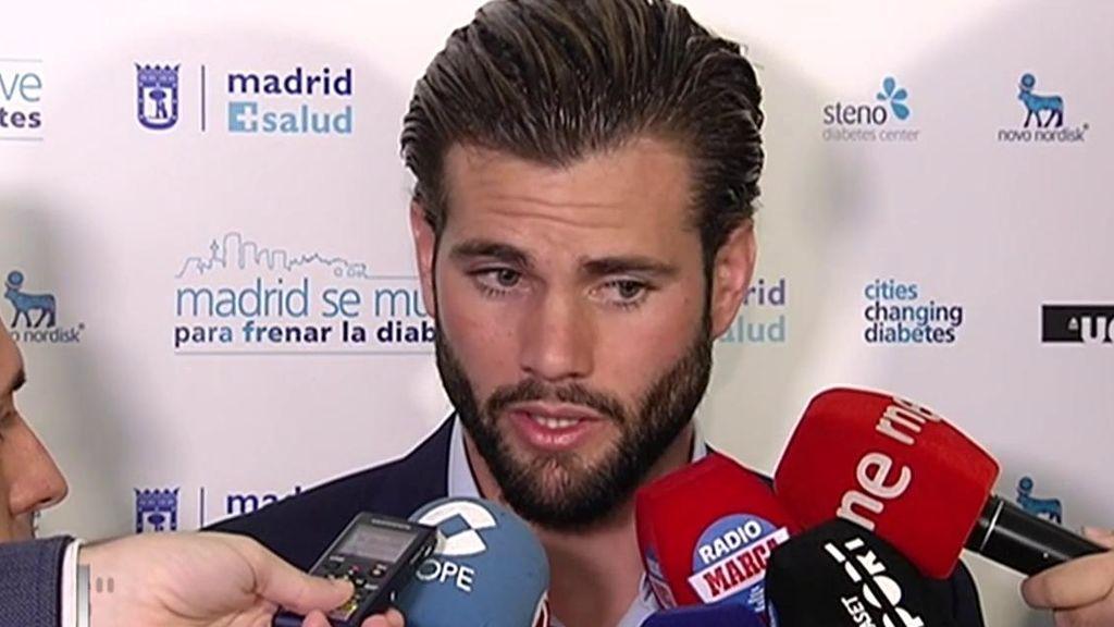Nacho Fernández, sobre el tiempo de descanso del Real Madrid