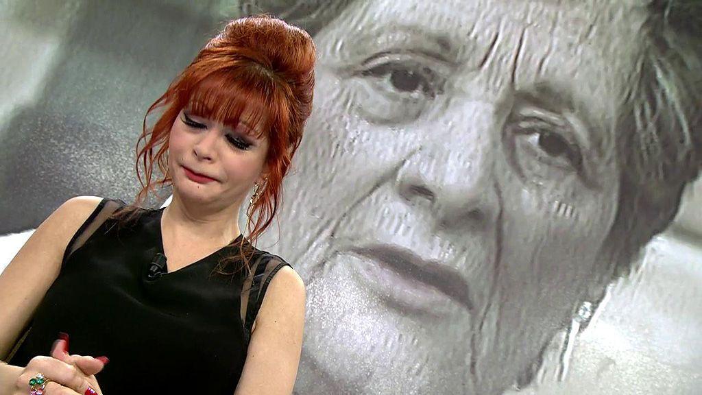 """Yurena se despide de su madre: """"Es un dolor indescriptible que jamás pensé que se pudiera sentir"""""""