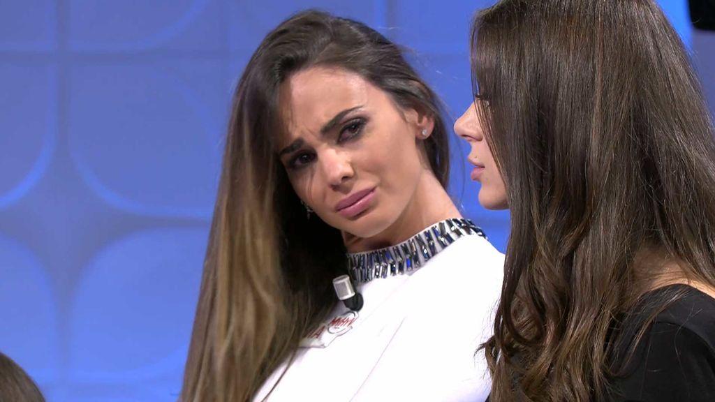 """Cynthia rompe a llorar tras quedarse sin ciota con David: """"Veo que no avanzo"""""""