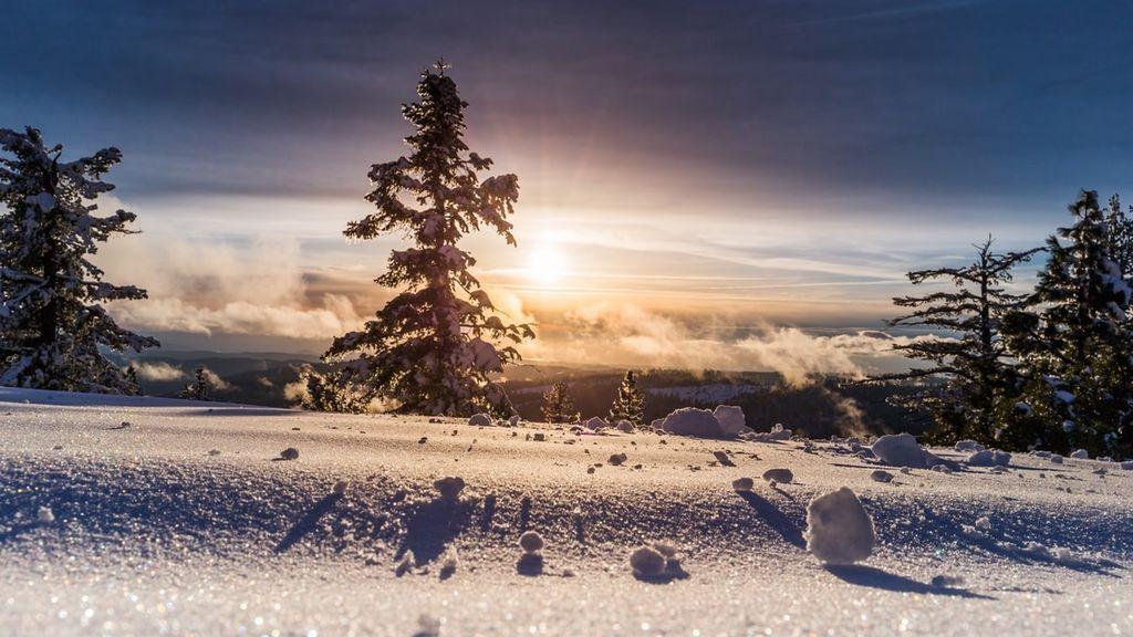 Las nevadas van a ir a menos: cuándo volvemos al tiempo otoñal