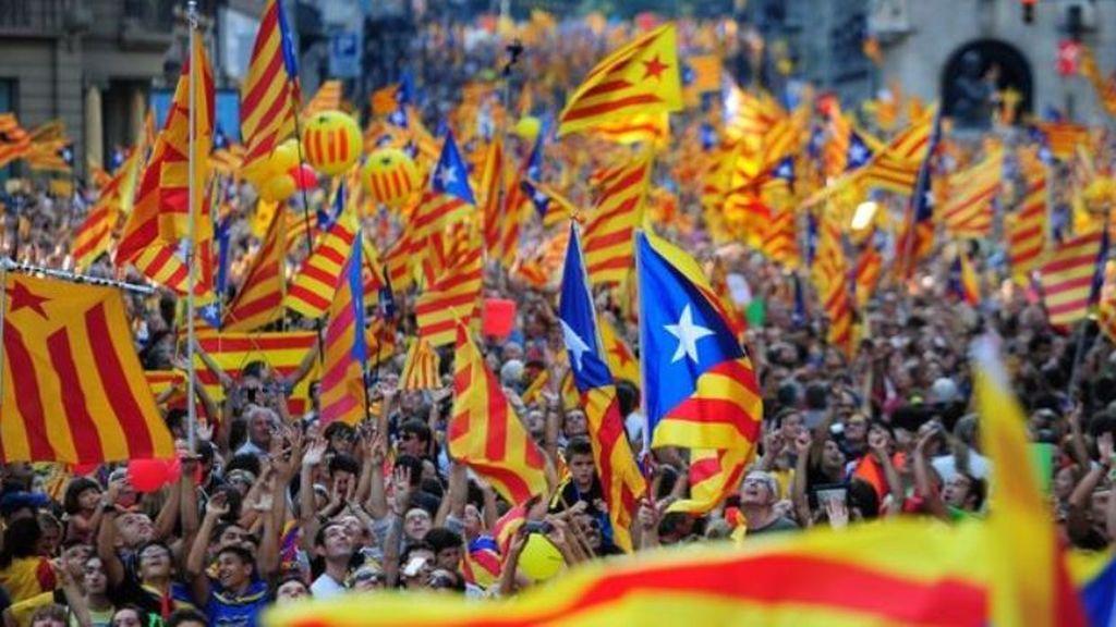 Hay más catalanes que rechazan la independencia que los que la apoyan