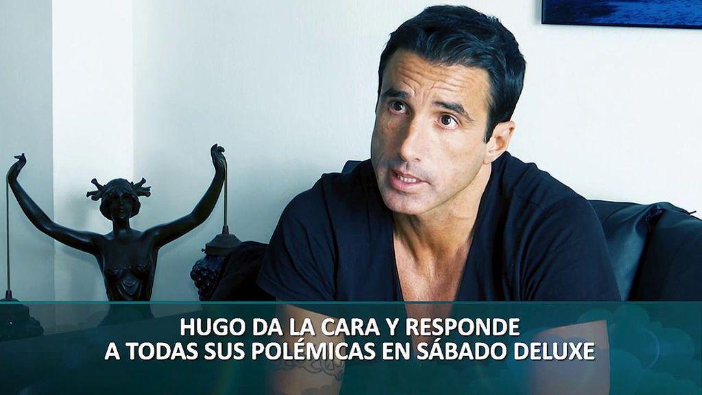 """Hugo Sierra afronta toda la polémica en 'Sábado Deluxe': """"Quiero un cara cara con Adara"""""""
