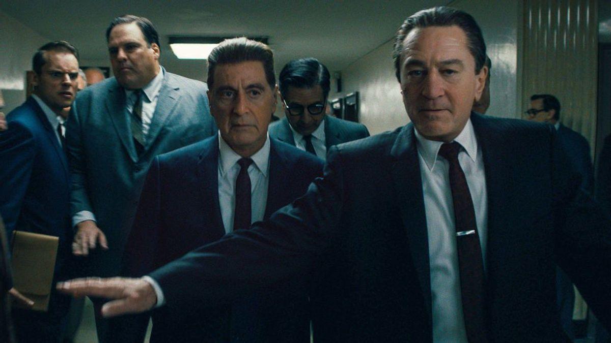El placer exclusivo de ver 'El irlandés' de Scorsese: la lista de 45 cines donde podrá verse y por qué tan pocos