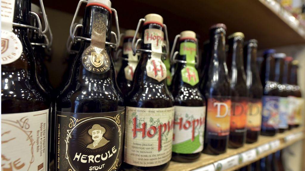 Nadie bebe más que un belga