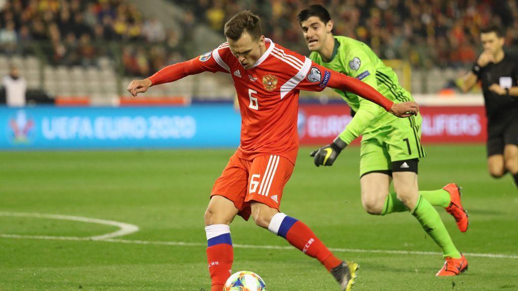Rusia - Bélgica e Irlanda - Holanda: la clasificación a la Eurocopa 2020 en directo, en Cuatro, en BeMad, en mitele.es y en la App de Deportes Cuatro