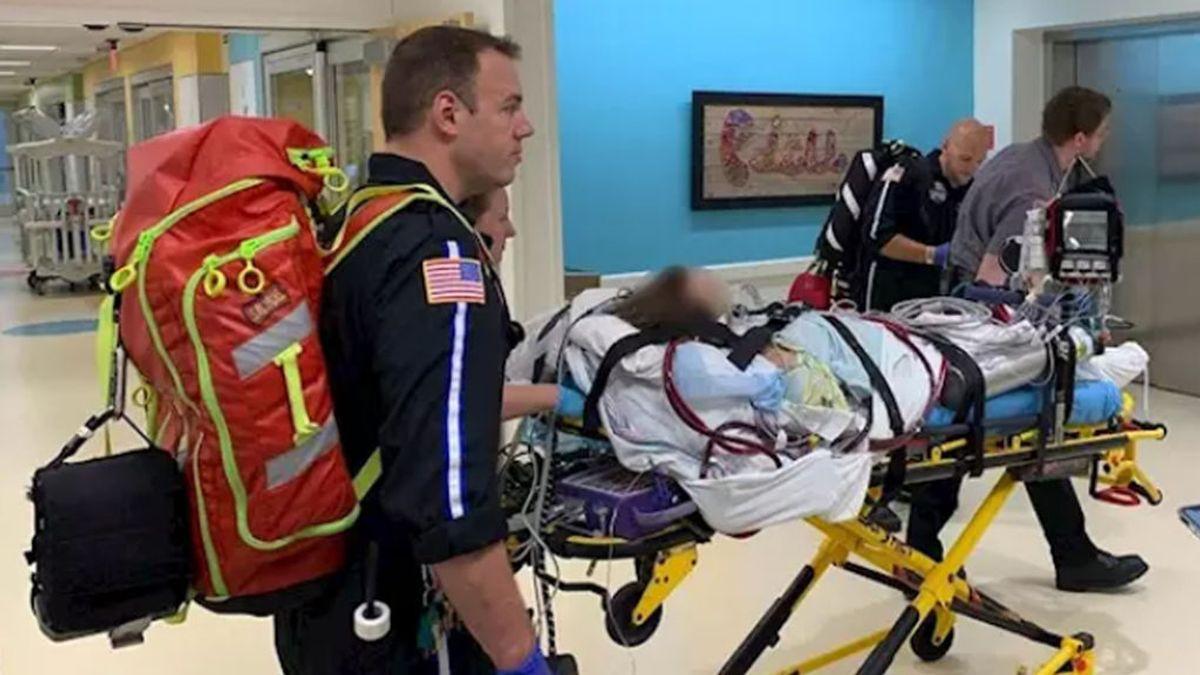 Un joven de 17 años, sometido a un doble trasplante de pulmón por los daños causados por el vapeo