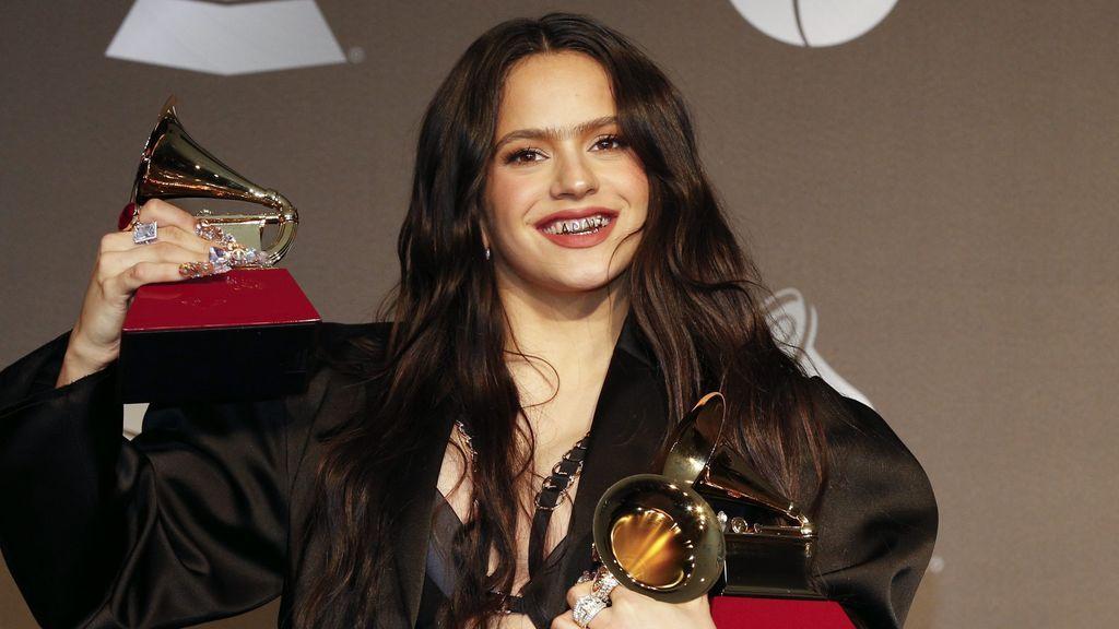 Tendencia o reivindicación: Rosalía rescata el entrecejo y divide a sus fans
