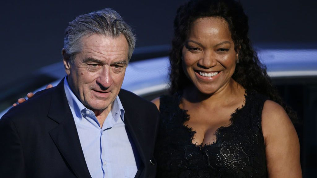 De Niro y Grace Hightower