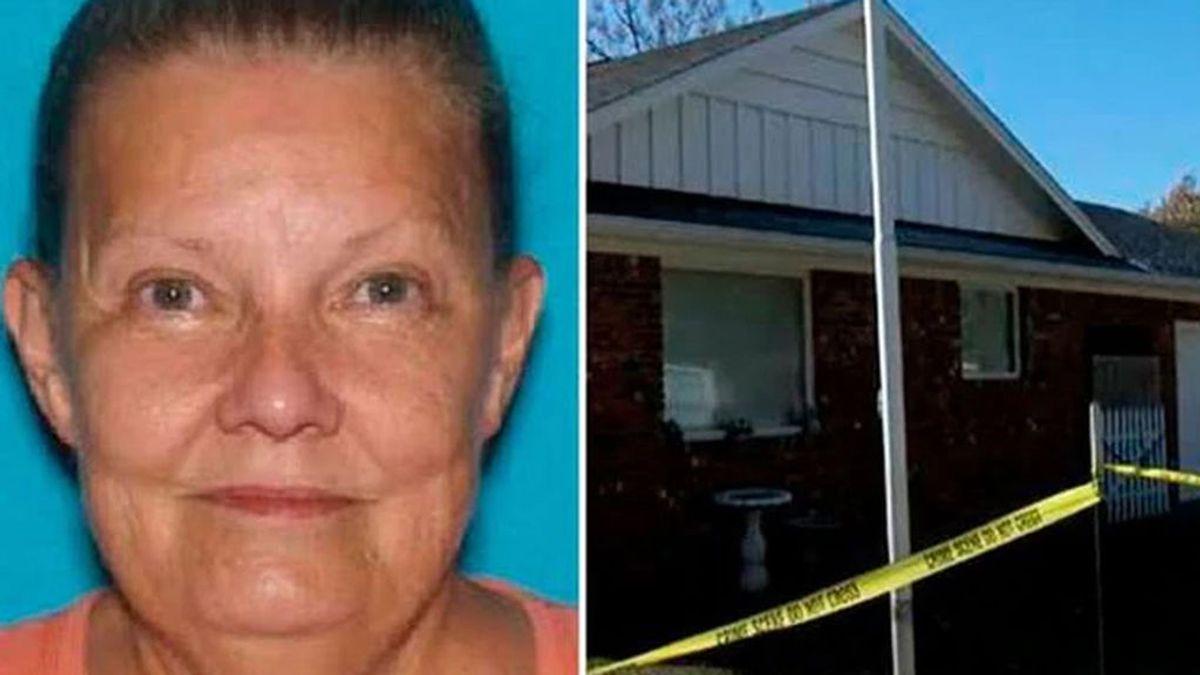 Una mujer de 67 años congela el cuerpo de su marido muerto y se da a la fuga en Misuri