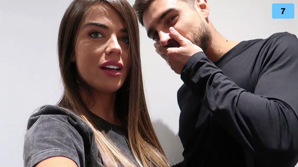 Violeta y Fabio enseñan los rincones más íntimos de su nueva casa (1/2)