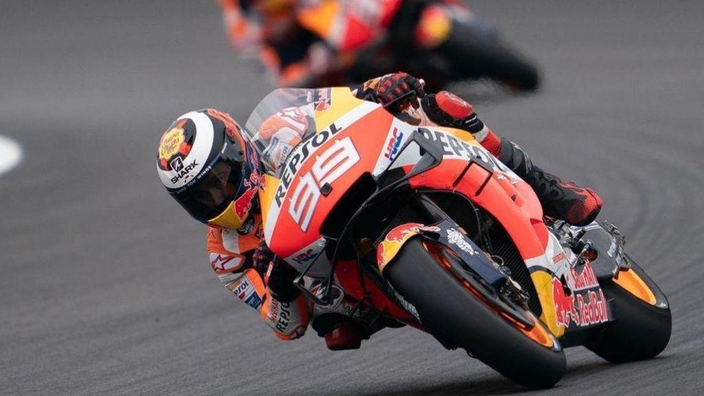 Cuatro emite la última carrera de Jorge Lorenzo en el Mundial de Motociclismo