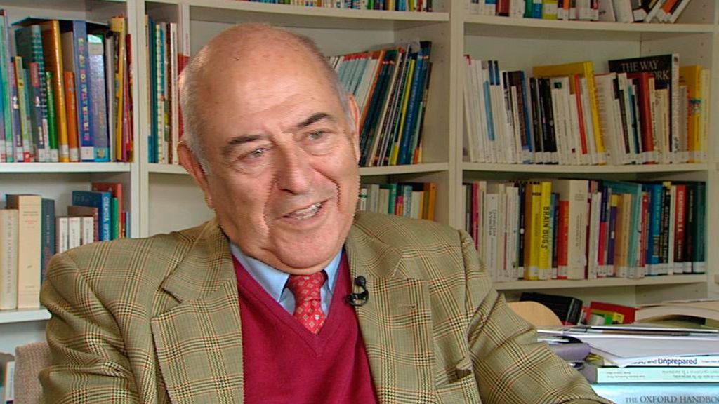 José Antonio Marina presenta 'Historia visual de la inteligencia'