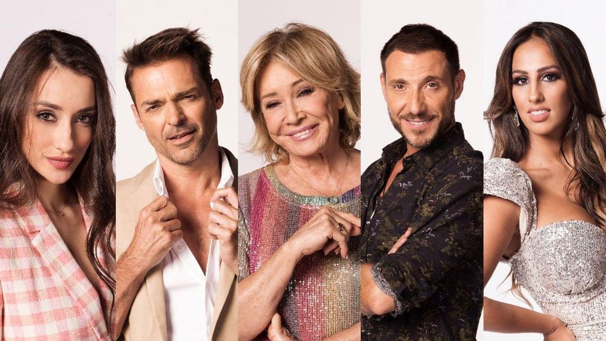 Adara, Hugo, Mila, Antonio David y Noemí, nuevos nominados de 'GH VIP 7'