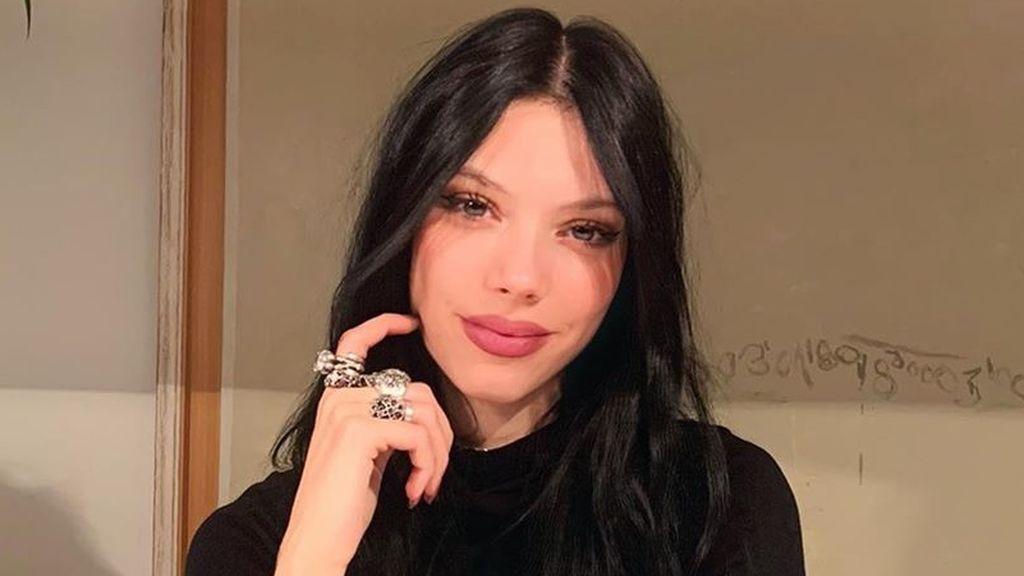 """Alejandra Rubio habla de sus problemas de estrés: """"Me ha salido un herpes en toda la cara"""""""