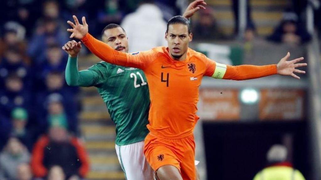 Irlanda y Holanda empatan y ponen el liderato del grupo en bandeja para Alemania (0-0)