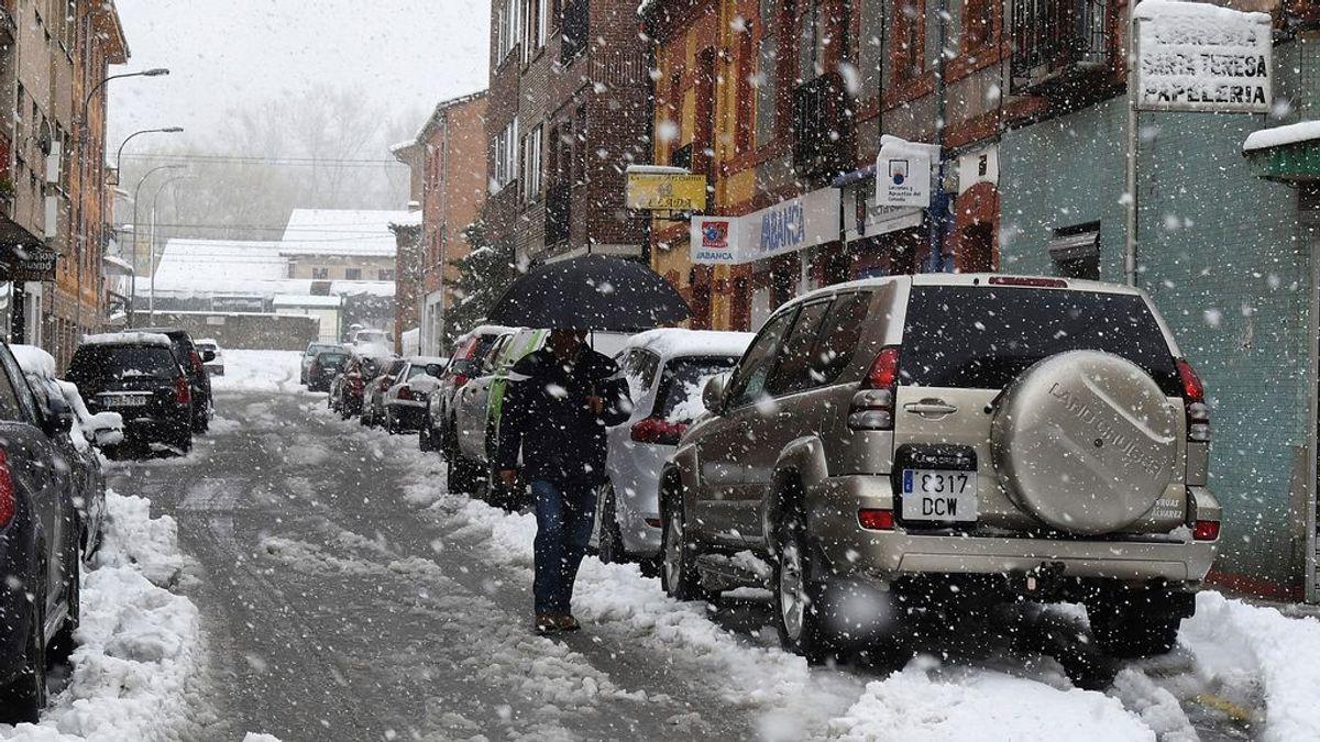 Cómo circular con hielo o nieve en la calzada: pautas para superar las dificultades del frío