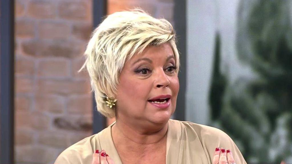 """Terelu Campos defiende a Lydia Lozano por el caso de Ylenia Carrisi: """"La engañaron cruelmente"""""""