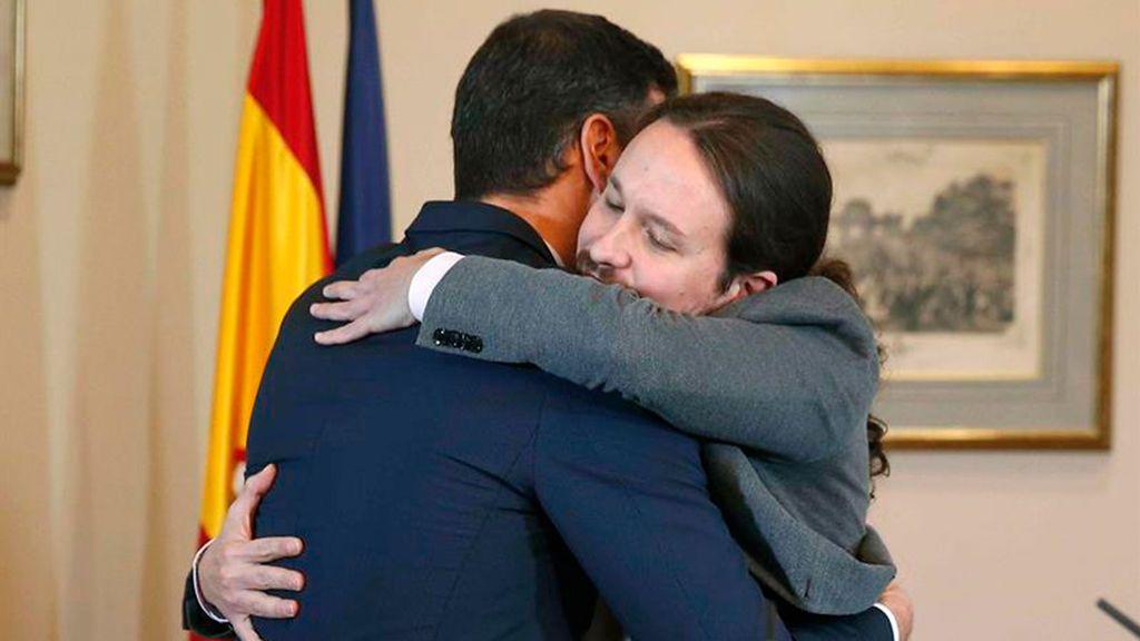 El 90% de los militantes socialistas avalan el pacto para un gobierno de coalición con Unidas Podemso