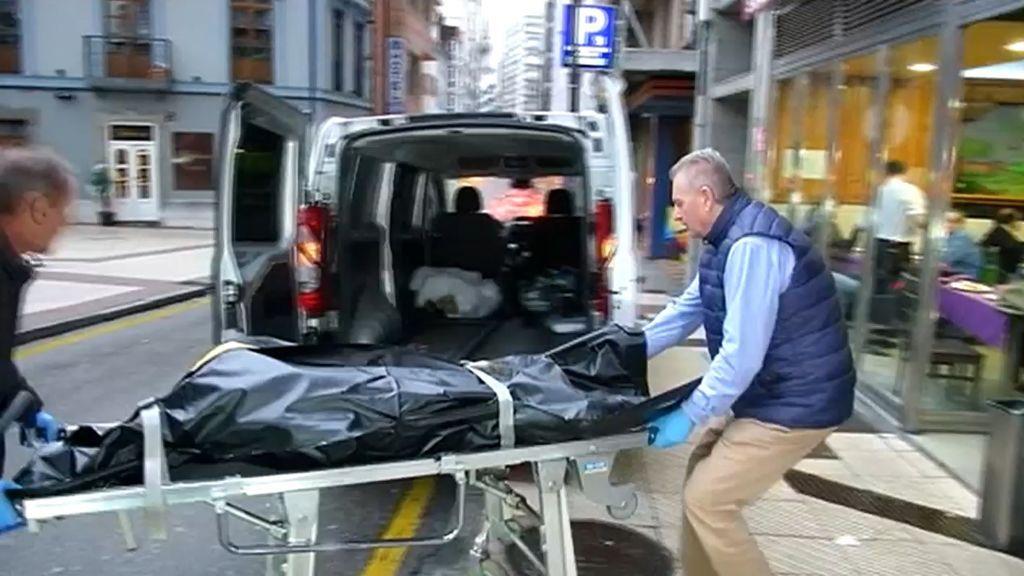 Hallan los cuerpos momificados de dos hermanos en una vivienda de Oviedo