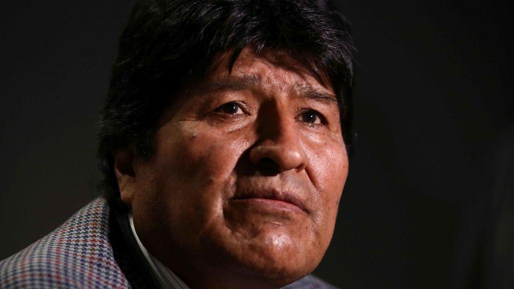 """Evo Morales apuesta por el """"hermano"""" Zapatero como mediador en la crisis boliviana"""