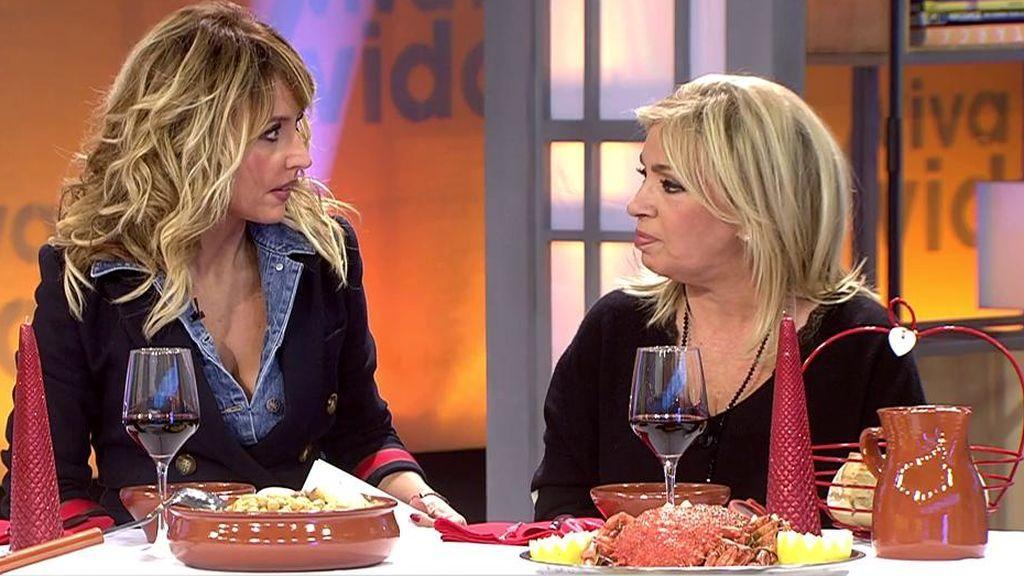 "Carmen Borrego se pronuncia tras ser perseguida por las cámaras de 'Socialité': ""Hoy lo he pasado bastante mal"""