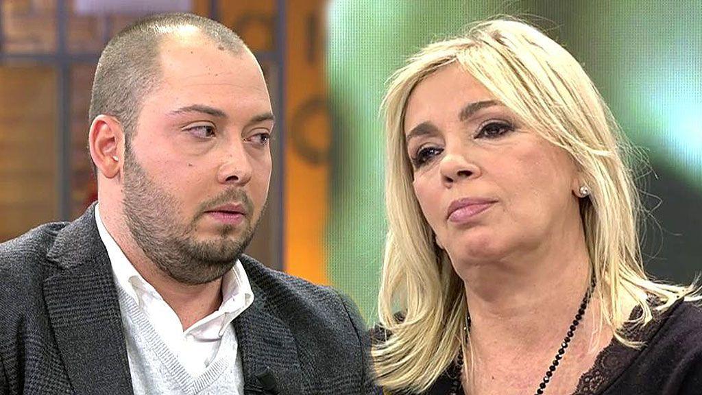 El peor pique de 'Viva la vida': José Antonio llora y Carmen Borrego abandona el plató