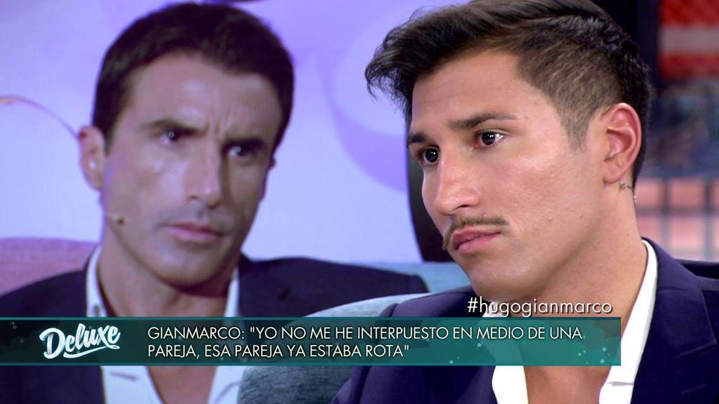 El enfrentamiento entre Hugo y Gianmarco