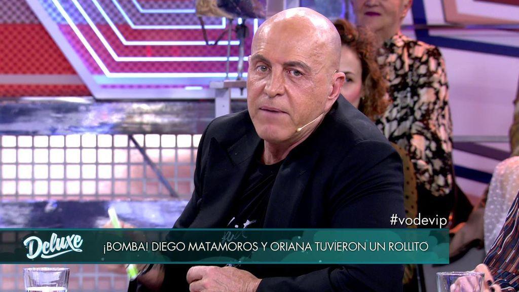 """Estela y Oriana """"llegaron a las manos"""", según Matamoros"""