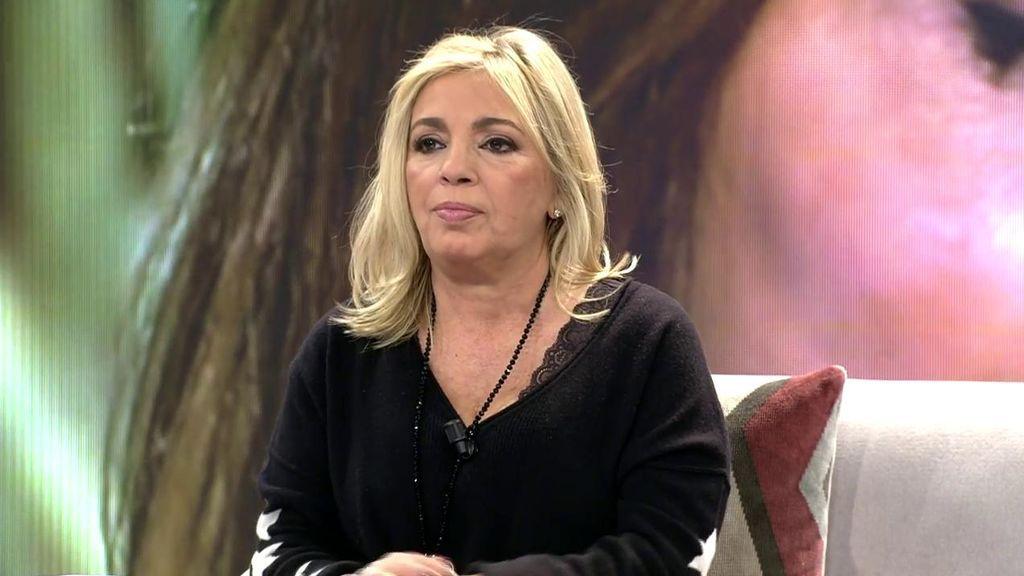 Carmen Borrego responde al alegato de seis minutos de Patiño