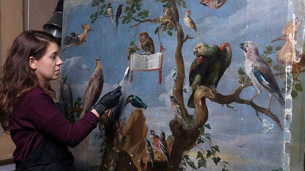El corazón del Museo del Prado: sus trabajadores