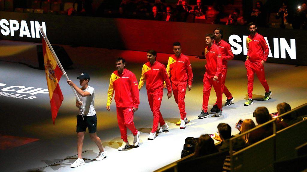 Rafa Nadal y España afrontan el reto de ganar una Davis Cup totalmente renovada y más atractiva