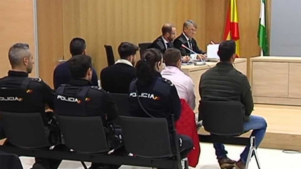 Juicio a La Manada por los abusos a una joven en Pozoblanco
